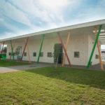 צילומי הקמת בית ספר יסודי. סטודיו ארטרון - צילום פרוייקטים, בינוי פיתוח ותשתיות