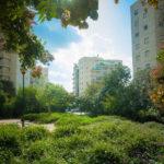צילום פיתוח סביבתי וגינון - פארק עירוני. סטודיו ארטרון - צילום פרוייקטים, בינוי פיתוח ותשתיות