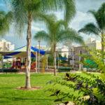 פארק שכונתי - גינון ופיתוח סביבתי. סטודיו ארטרון - צילום פרוייקטים, בינוי פיתוח ותשתיות